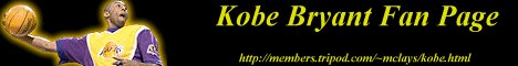 Kobe Bryant Fan Page